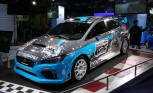 Subaru WRX STI Global RallyCross Car Revealed in NY
