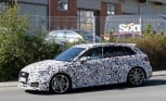 Audi RS3 Spied Preparing for Debut
