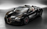 Fifth Bugatti Veyron Legends Edition is a Black Bess Beauty