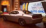 2015 Dodge Challenger Peeks Out Before Planned Debut