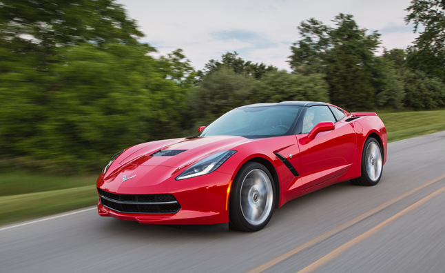 2015 Corvette Gains Eight-Speed Automatic
