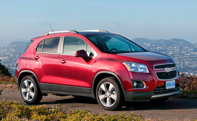 Chevrolet Trax Confirmed for Sale in US