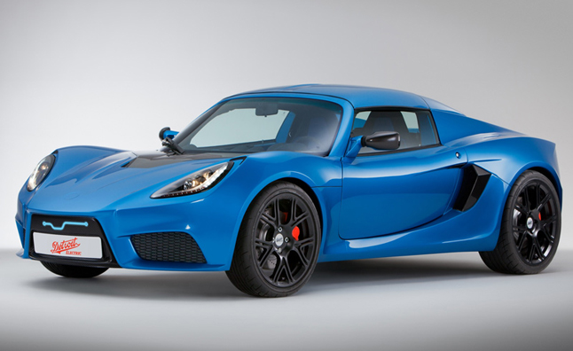 Detroit Electric to Build SP:01 Sports Car in Holland