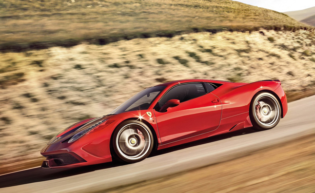 Ferrari Announces New Warranty Programs