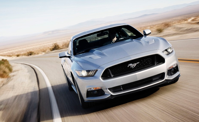 2015 Mustang Options Pricing Leaked