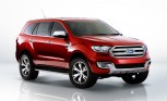 Ford Everest Concept Hints at Future SUV in Beijing