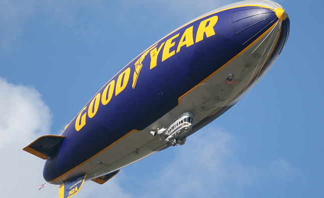 Goodyear 'Name the Blimp' Contest Finalists Revealed