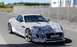 Hotter Jaguar F-Type Model Spied Testing Once Again