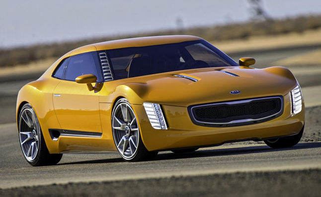 Kia Needs More Emotional Flagships: Design Boss
