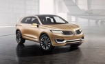 Lincoln MKX Concept Previews Low-Roof Crossover