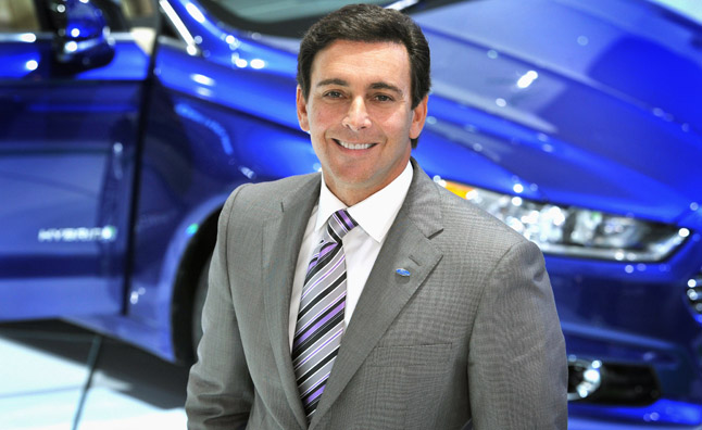 Mark Fields to Take Over as Ford CEO