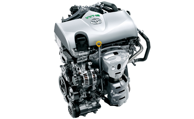 Toyota Announces New, More Efficient Engines