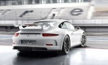 McLaren Benchmarked Porsche GT3 for P13 Sportscar