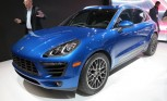 Porsche Macan Gets Four-Cylinder Power in Asia