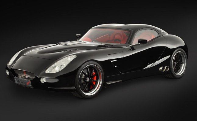 Trident Iceni is a Diesel Powered British Sports Car
