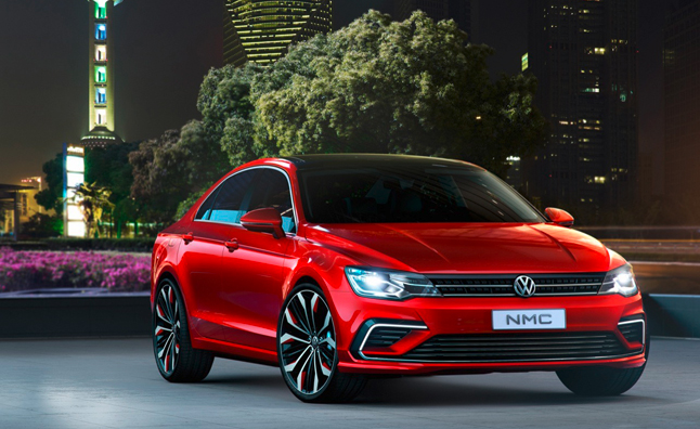 VW Abandons Creativity With 'New Midsize Coupe'
