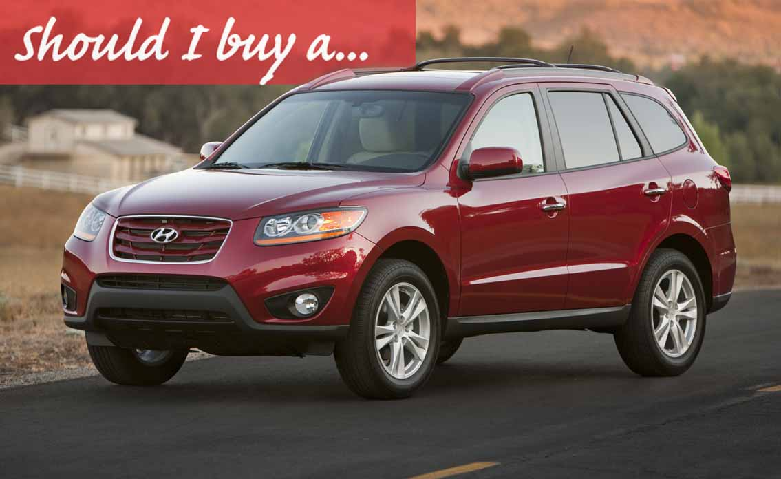 Should I Buy a Used Hyundai Santa Fe?