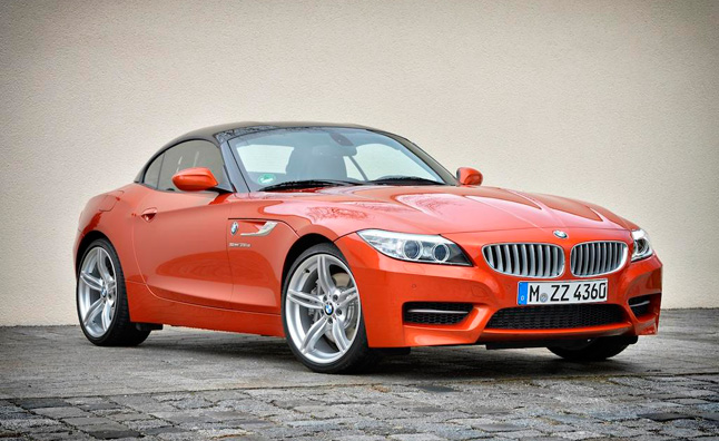 BMW Z2 Due in 2017 with Front-Wheel Drive: Report