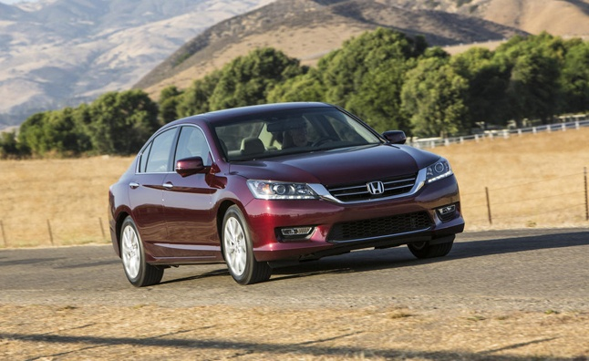 Honda Accord Remains Most Stolen Vehicle in US