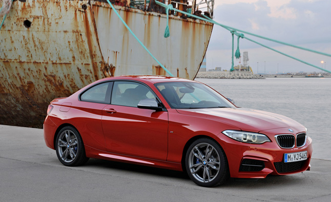 2015 BMW 2 Series Ordering Guide Leaks