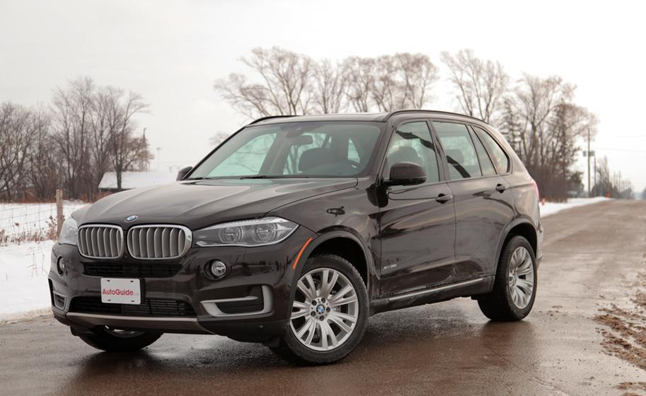 2014 BMW X5 Recalled for Faulty Child Locks