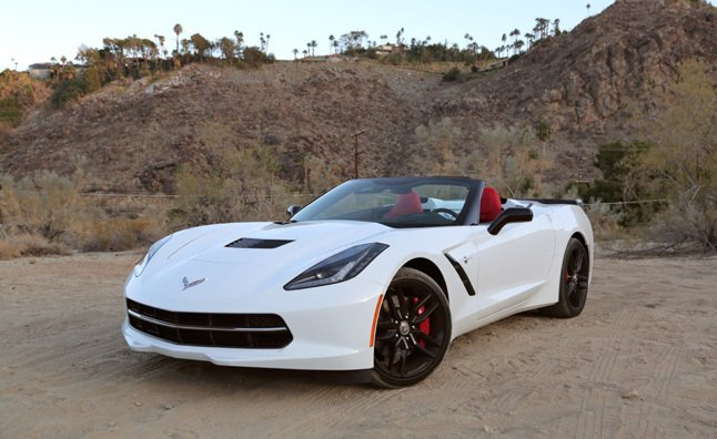 Corvette With 8-Speed Automatic Arriving in September