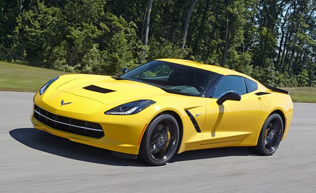 Almost Half of Corvette Stingrays Are Sold With Manual