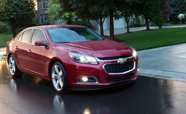 Chevy Malibu, Buick LaCrosse Recalled for Brake Rotor Mixup