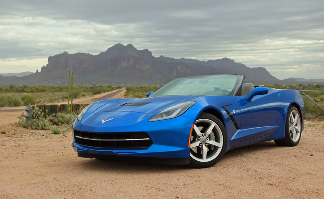 2015 Chevy Corvette Gains New Colors, Style Packages