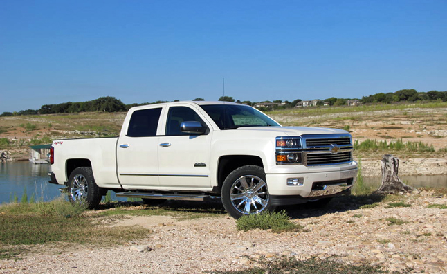 2015 Chevrolet Silverado Update to Improve MPGs