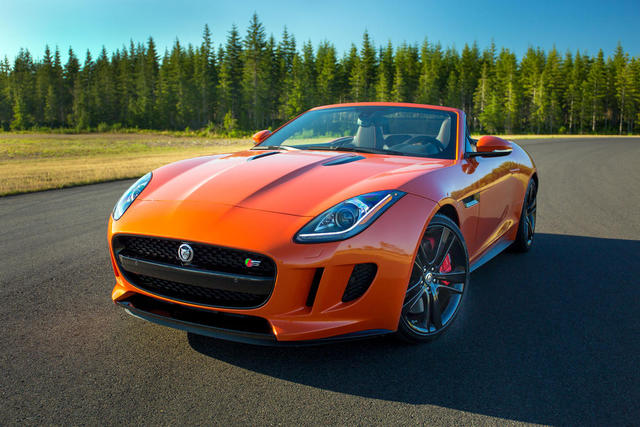 Jaguar F-Type to Get Manual, AWD