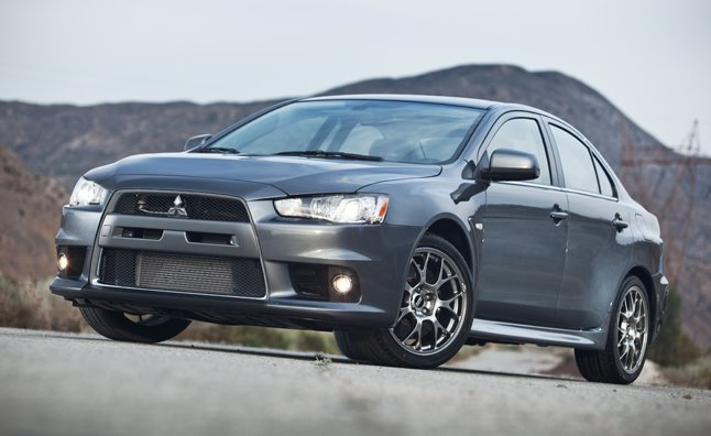 Mitsubishi Evo to Live On in 2015