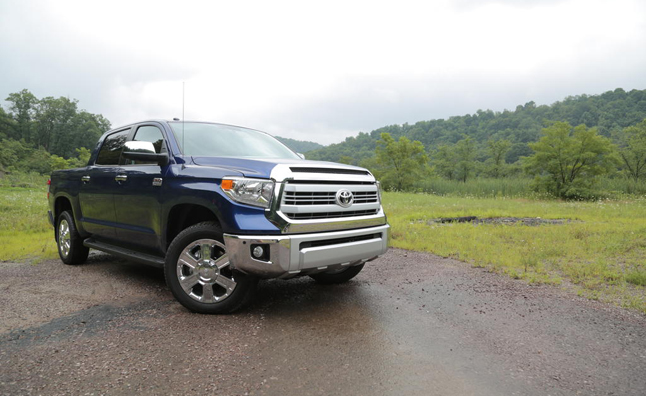 2015 Toyota Tundra Driving Range to Improve