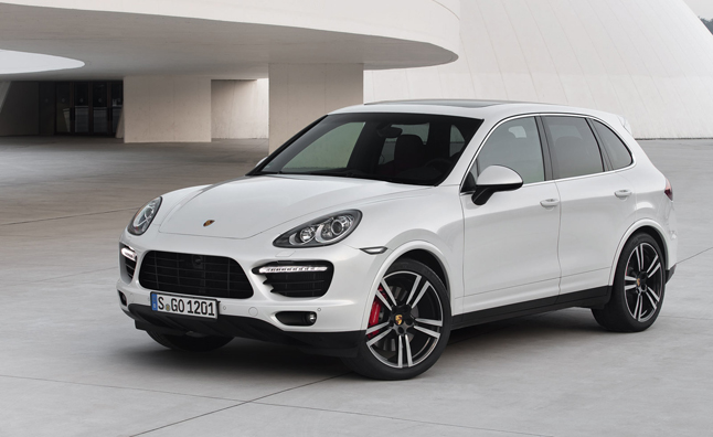 Porsche Readying BMW X6 Fighter