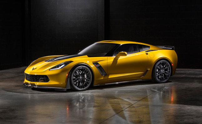 Eighth-Generation Corvette Could be a Hybrid