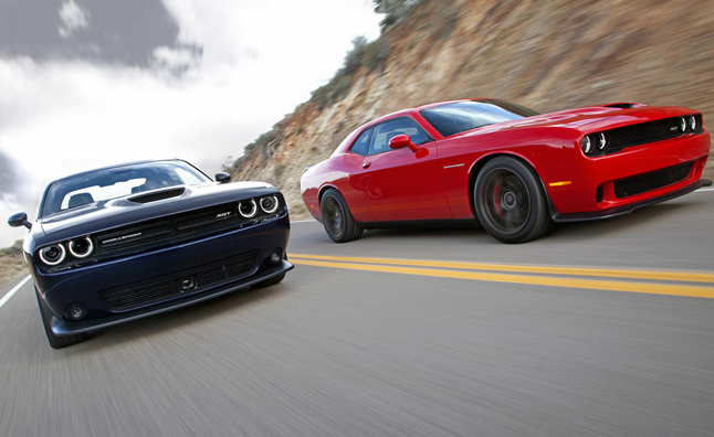 Dodge Challenger SRT Hellcat is Ready to Torture Tires