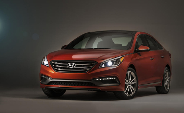 2015 Hyundai Sonata Priced From $21,960