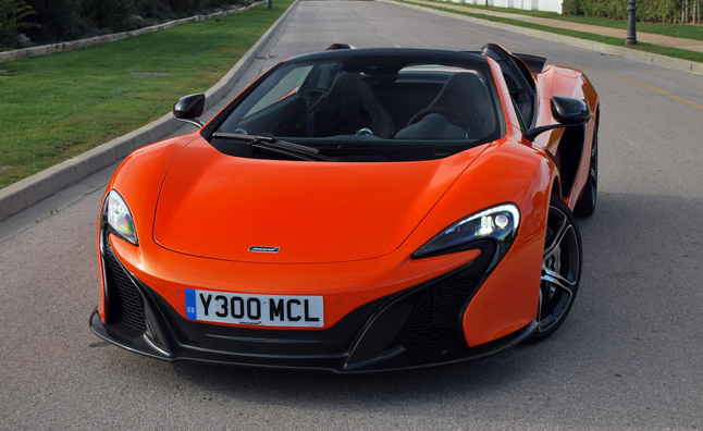 McLaren P13 to Debut at 2015 Geneva Motor Show