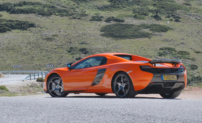 McLaren P13 Getting GT Variant with Trunk