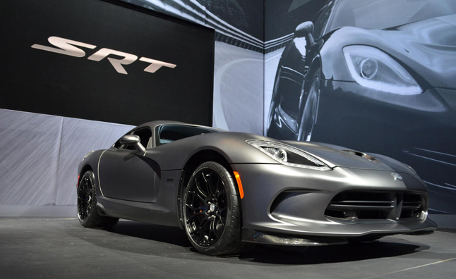Dodge Retakes Control of SRT, Announces New Products