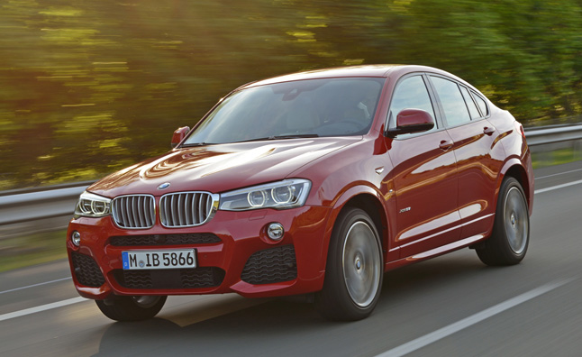 2015 BMW X4 Featured in New Mega Gallery