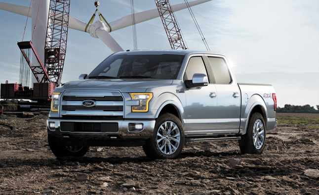 2015 Ford F-150 is Most Patented Truck in Company's History