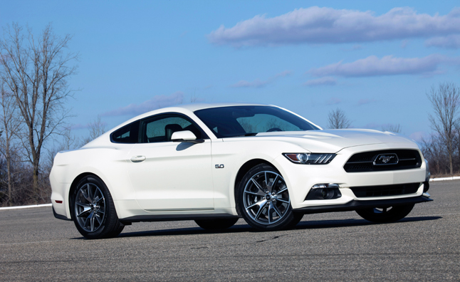 Ford Mustang GT350 Under Development