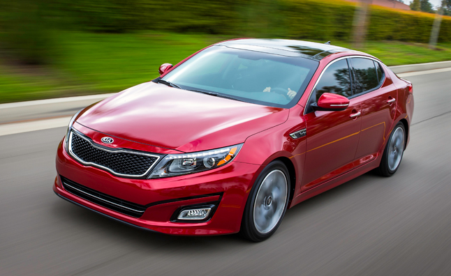 2015 Kia Optima Receives Upgraded Tech Features