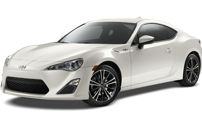 2015 Scion FR-S Handling Enhanced