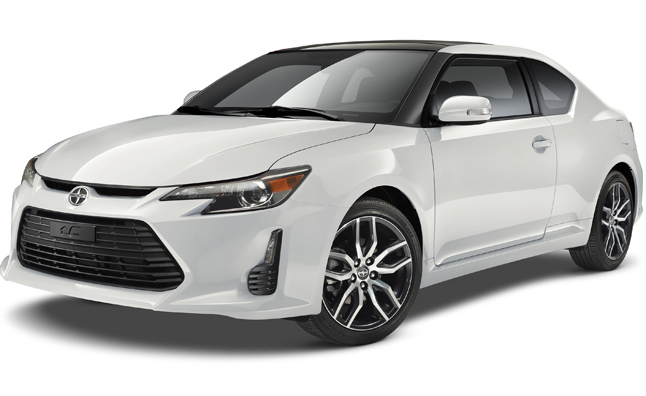 2015 Scion tC gets Standard Paddle Shifters, New Colors
