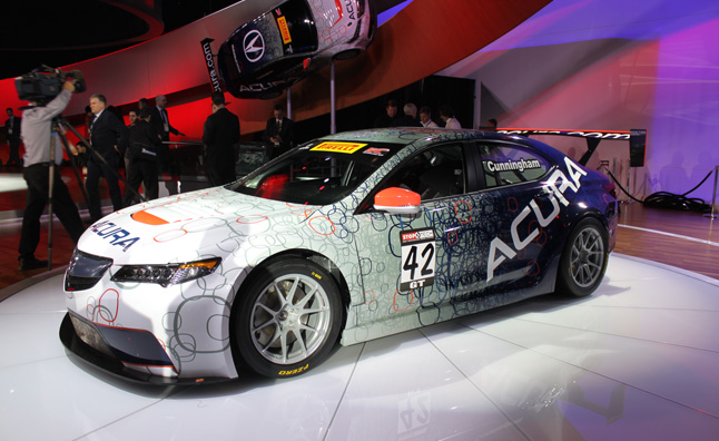 Acura TLX GT Race Car Debut Delayed