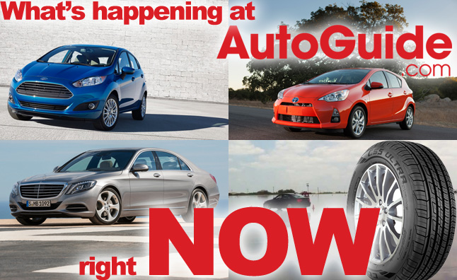 AutoGuide Now for the Week of May 5