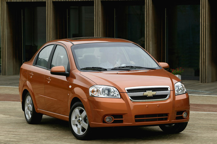 GM Recalls 218K Chevrolet Aveos for Fire Risk