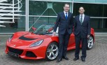 Lotus Names New Chief Executive